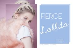 "cool Bloginvoga Exclusives | Lola Gleich by Anna Borges in ""Fierce Lollita""  [Editorial]"