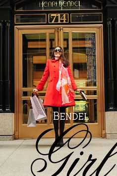 Oh Bendel's - how I miss our lunchtime rendezvous!