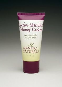 Amazon.com: Active Manuka Honey Cream-30% Active Manuka Honey UMF 15+: Beauty