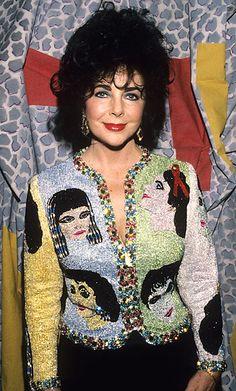 1991  love her sweater !!!
