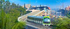 Bangalore Metro Project, Bangalore, India. That's Mitsubishi Electric At Work…