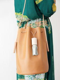 Building Block Pail Bag « Pour Porter