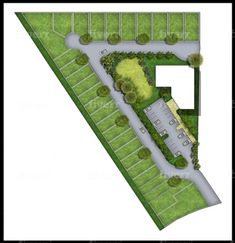 Do architectural plan, site plan and landscape design by Ghadabatta Site Plan Design, Architecture Plan, Service Design, Landscape Design, Presentation, Outdoor Blanket, How To Plan, Projects, Plants