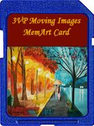 International MI Art, United Arab Emirates series, moving images memart card for the digital picture frame. Find previews @ 3vpmiart.com