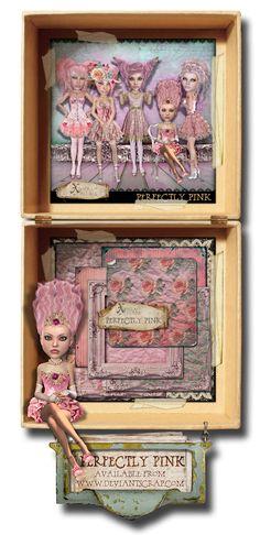 Mix Media, Frame, Pink, Home Decor, Picture Frame, A Frame, Interior Design, Frames, Pink Hair