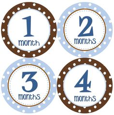 Baby Month Stickers Baby Boy Monthly Onesie by getthepartystarted, $12.00 more baby shower gift ideas at  http://www.etsy.com/shop/getthepartystarted?section_id=6771147