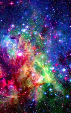 Cosmic Magic Art Print by Starstuff | Society6:
