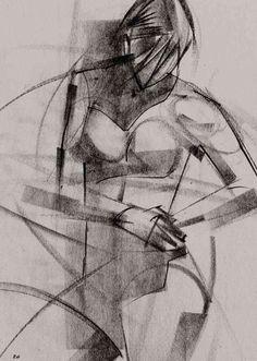 Ryan Woodward's Gesture Drawing Vol. 3