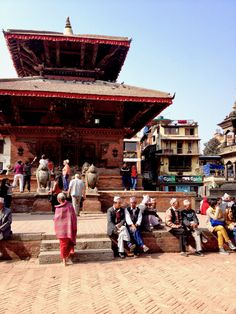 What to do in colourful Kathmandu Brick Wall, Nepal, Wander, Louvre, Street View, City, Building, Blog, Photos