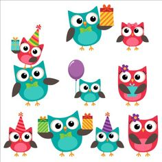 Cute owls with birthday cake and balloon vector 02 - https://www.welovesolo.com/cute-owls-with-birthday-cake-and-balloon-vector-02/?utm_source=PN&utm_medium=wesolo689%40gmail.com&utm_campaign=SNAP%2Bfrom%2BWeLoveSoLo