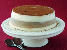 Bavarois rubanné #qooq #dessert