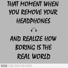 So boring..