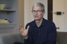 Tim Cook has a very ambitious view about the future of augmented/mixed reality. It is also useful to note that he apparently implicitly sees its rise as a gradual process that can co-opt a variety of platforms to make work. New Iphone Features, Tim Cook, Augmented Reality, Google News, Tech News, Accounting, Things To Think About, Interview, App