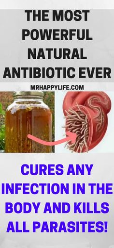 There were numerous epidemics and diseases that took many human lives in the medieval times. People were seeking for a remedy (natural) that will fight the diseases. In this article, we will present you an antibiotic that can kill the parasites.