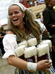 Oktoberfest… I need to go again. – Rachel Rogers Hamrick Oktoberfest… I need to go again. Oktoberfest… I need to go again. Munich Oktoberfest, Oktoberfest Costume, German Beer Festival, Beer Maid, Vaquera Sexy, Beer Girl, Festivals Around The World, Beer Lovers, Destiel