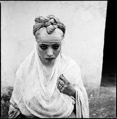 Les Femmes Algeriennes by Marc Garanger for SOME/THINGS magazine