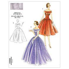 Misses' Dress-EE (14-16-18-20) Pattern at Joann.com