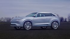 Водородный кроссовер Hyundai будет проезжать свыше 800 км