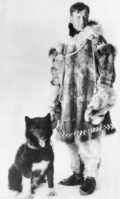 Sled dog Balto and musher Gunnar Kaasen achieved international fame for completing the last stretch of the serum run to Nome, Alaska, in 1925.