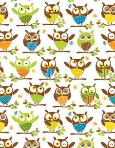 Deborah Melmon  - Owls
