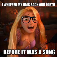 haha Hipster Disney