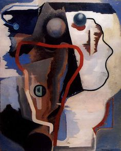 Enrico Prampolini, Analogie Plastiche, 1930