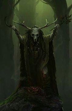 Картинки по запросу daemon shaman