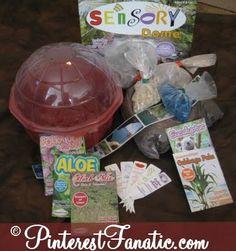 Educational Toys Planet Sensory Dome