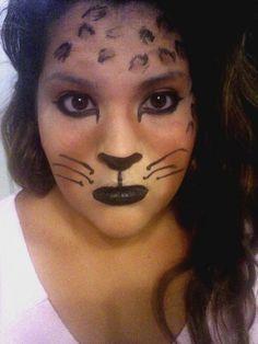 Horror Face Tattoo Selfie Comment Picture 500x750 | Horror Women ...