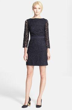 Tory Burch 'Renny' Lace A-Line Dress | No
