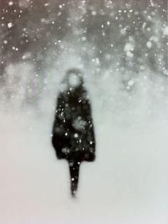 A veces uno se torna invisible...