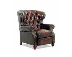 Shop for Comfort Design Marquis High Leg Reclining Chair, HLRC, and other Living Room Chairs at Hickory Furniture Mart in Hickory, NC. Small Bedroom Furniture, Furniture Near Me, Cheap Furniture, Furniture Usa, Furniture Stores, Tufted Leather Sofa, Leather Recliner, Hickory Furniture, Leather Furniture