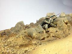 us sniper i iraq 1:35 by Daz