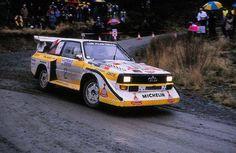 Group B Audi Quattro