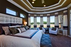 Bedroom Decorating and Designs by Mary DeWalt Design Group – Austin, Texas, United States