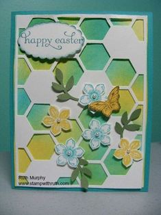One of my favorite Easter cards