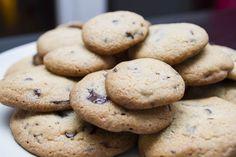 cookies aux pépites chocolat http://www.unventresurpattes.fr/2015/03/cookies-aux-pepites-de-chocolat/