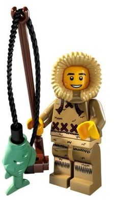 Lego Minifigures Series 5 - Eskimo