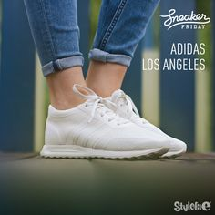 Adidas Los Angeles → http://www.stylefile.de/adidas/schuhe/los-angeles/