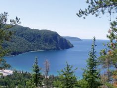 Old Woman Bay, Lake Superior Provincial Park, Ontario, Canada