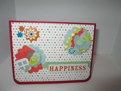 OWH for the troops. I love card making. Happy Birthday, Just because, Thank you, Hi!