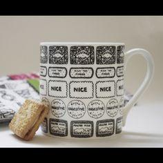 Biscuit Block Mug