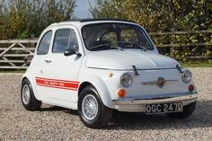 Abarth 595 SS (1967) (picture 1 of 6)