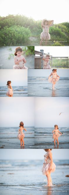Child Beach Photographer Galveston TX
