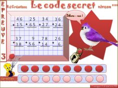 Picture1cde3 2 Code Secret, Calendar, Playing Cards, Coding, Holiday Decor, Coat Of Arms, Calculus, 1st Grades, Playing Card Games