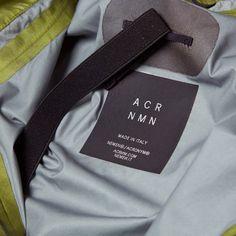 Acronym x Nemen J-43-K_NY02 Jacket (Pistachio)