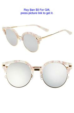 1c74c718c2 Gentle Monster 50mm Retro Sunglasses   Nordstrom Heart Sunglasses, Vintage  Sunglasses, Summer Sunglasses,