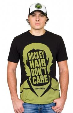 Hockey Hair shirt... TJ Oshie