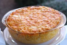 Patti LaBelle's, Over the Rainbow Macaroni and Cheese. I've heard about this before and think its time to try it.