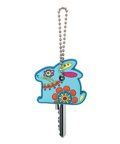 Look at this #zulilyfind! Rabbit Key Cap #zulilyfinds